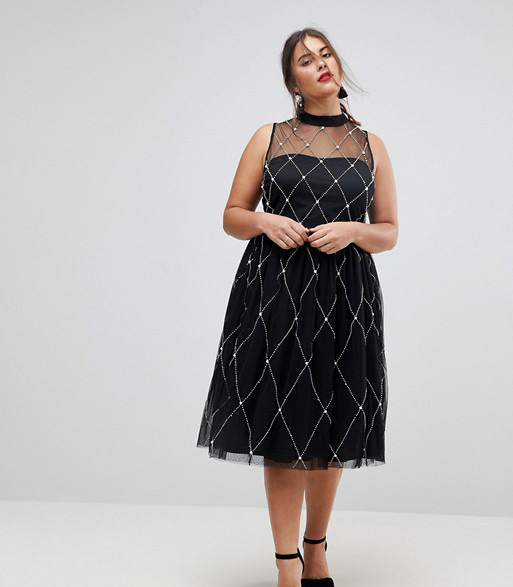 21 Perfect Plus-Size New Year's Eve Dresses