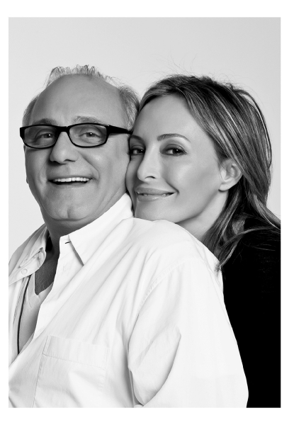 BCBG Designers Max and Lubov Azria