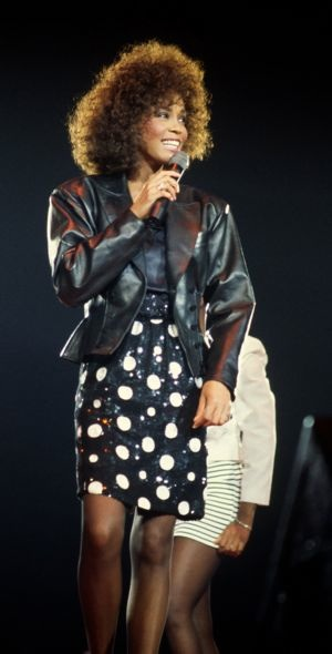 Whitney Houston RIP