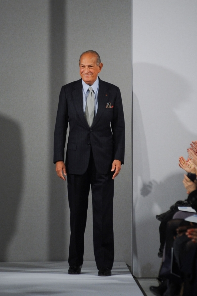 Oscar De La Renta Fall 2012