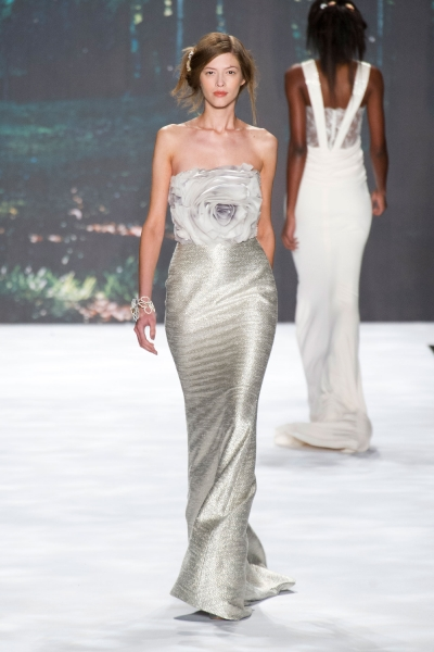 Badgley Mischka S/S 2013