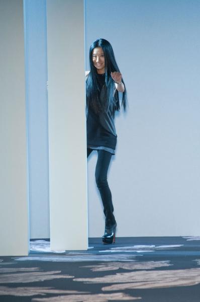 Vera Wang Fall 2013