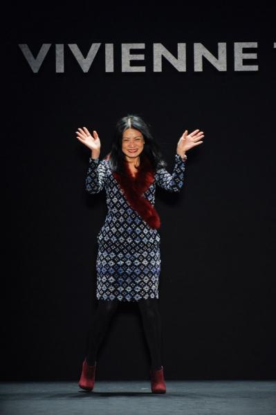 Vivienne Tam Fall 2012