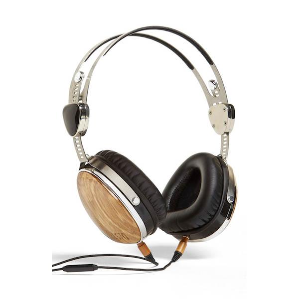 LSTN Troubadours Zebrawood Headphones