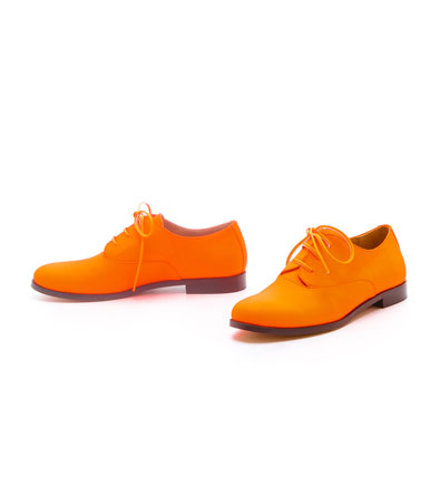 Orange for the Win