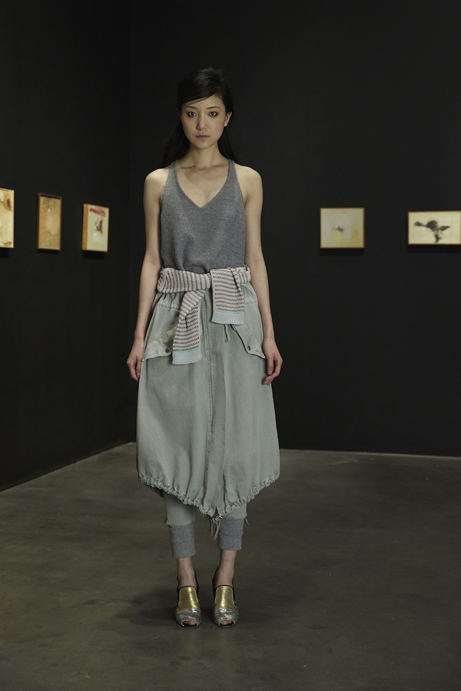 Sweater Belt Style: Rachel Comey