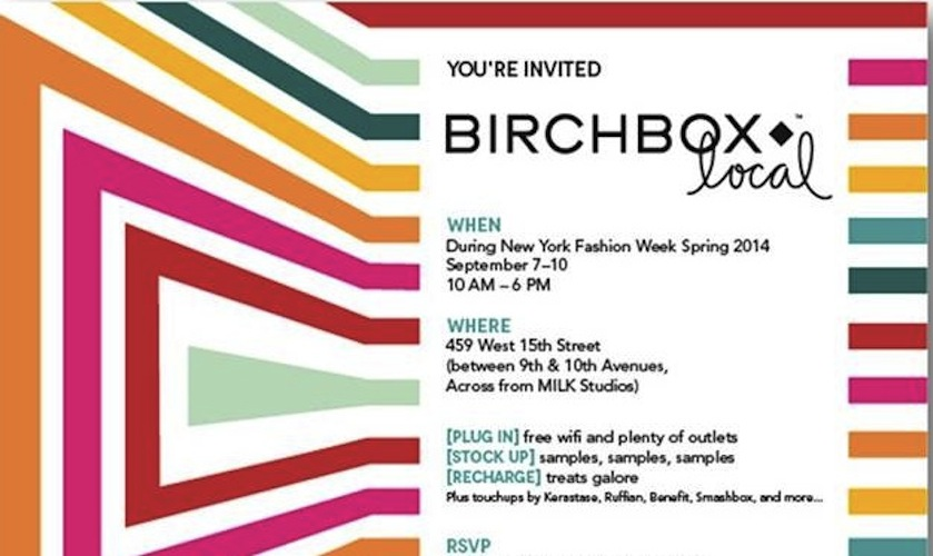 Birchbox Local