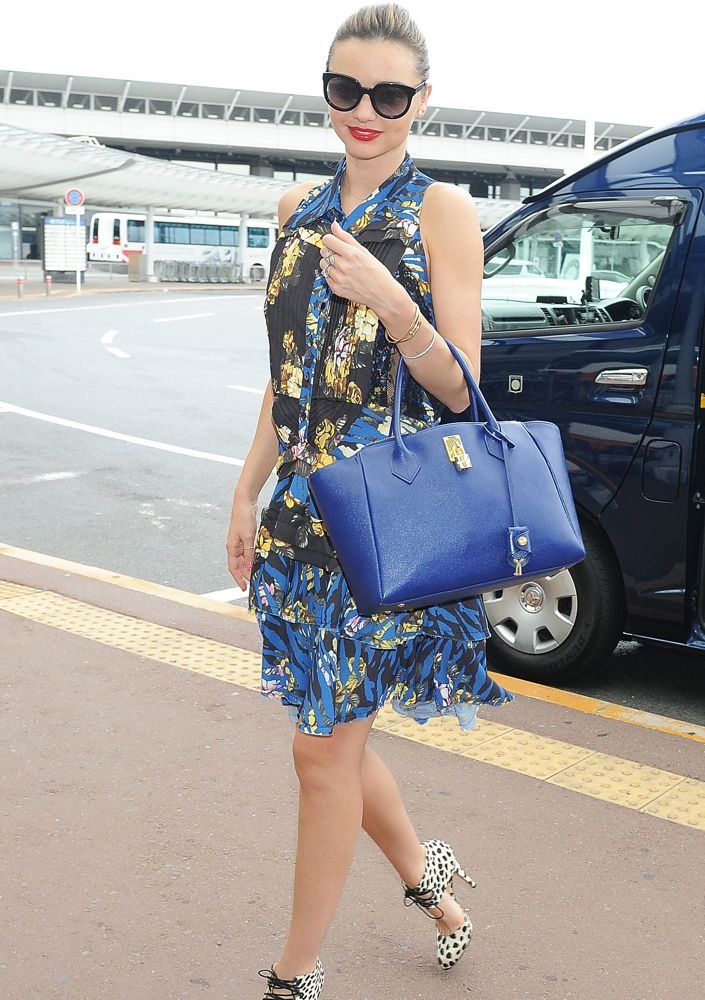 The Street Style Maven: Miranda Kerr