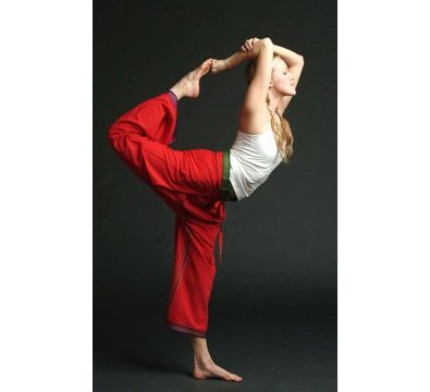 Milijana Unisex Wrap Yoga Pants