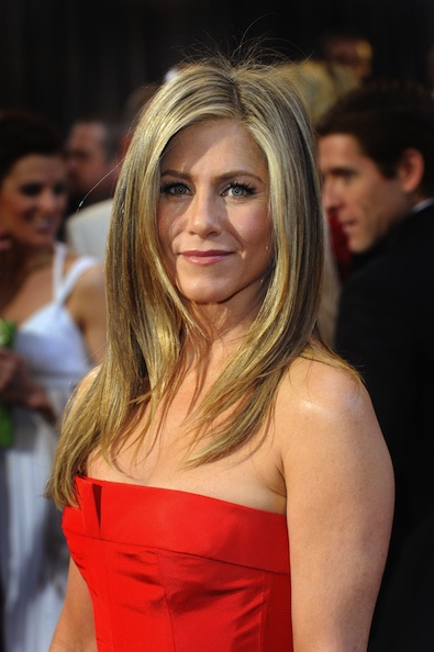 Jennifer Aniston's Oscars Hair