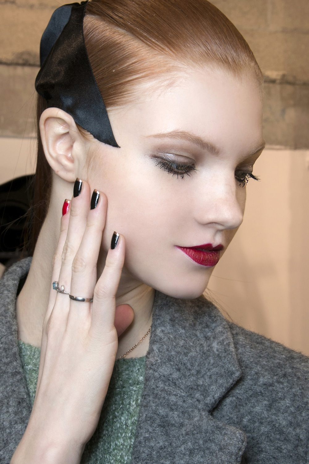 Metallic Tipped (Alexis Mabille)