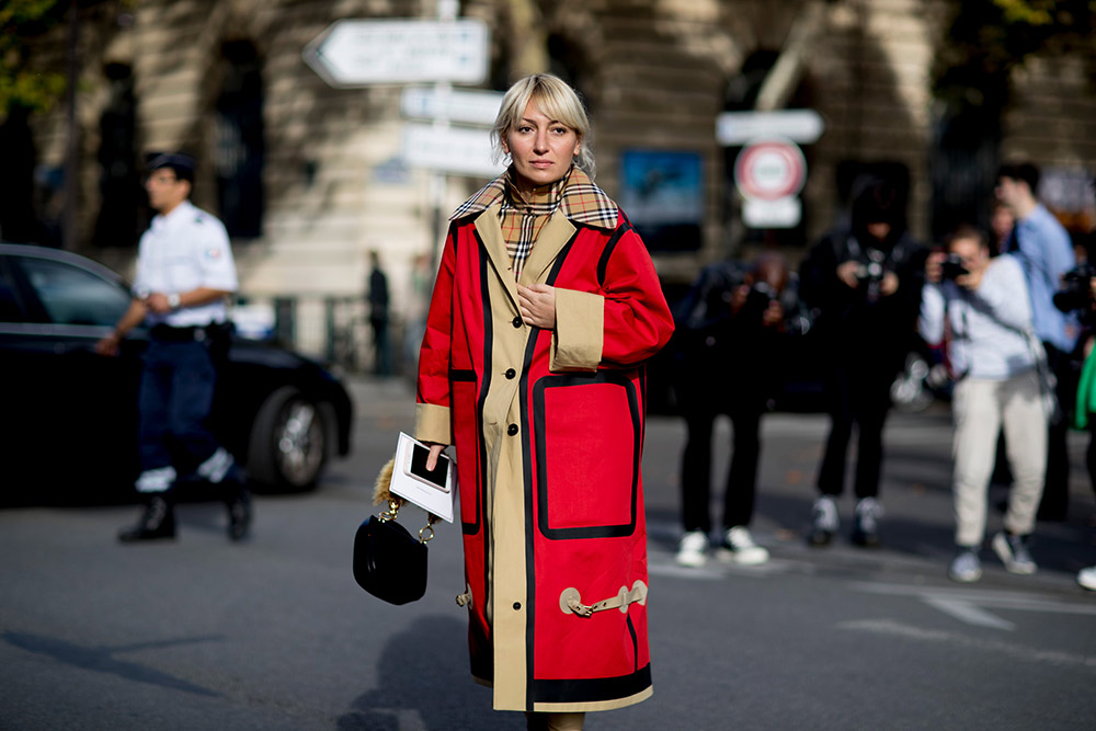 101 of the Best Street Style Looks From Paris Fashion Week Spring 2018