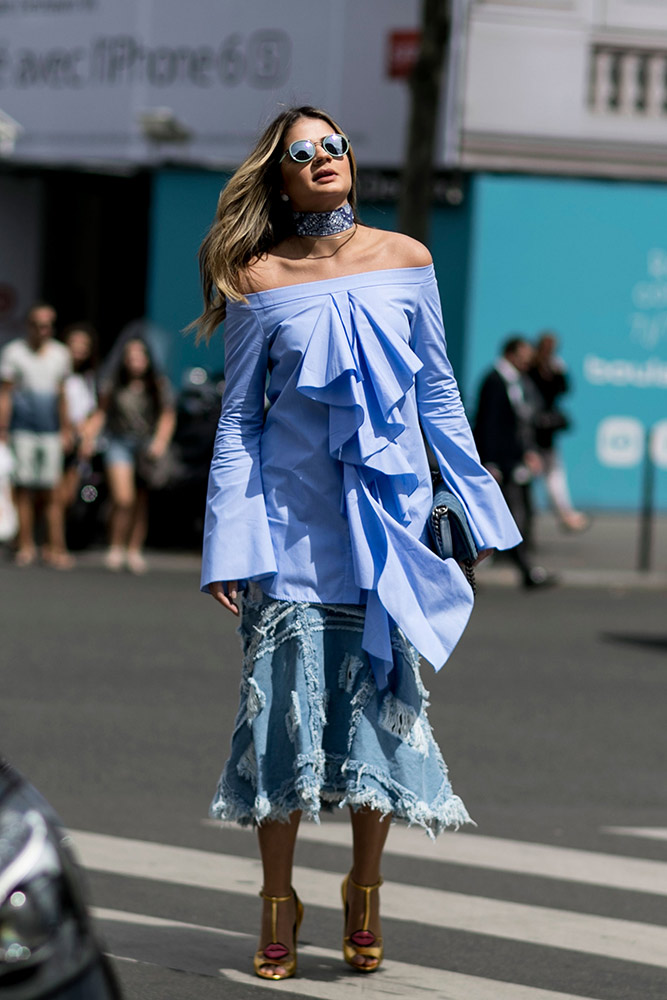 Street Style Paris Haute Couture Fashion Week Fall 2016