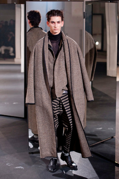 Men's Paris Fashion Week 2014 Haider Ackermann