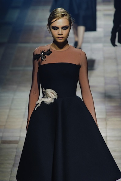 Lanvin's Confusing Collection