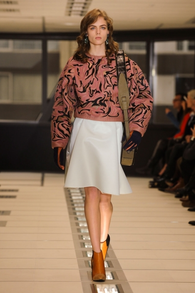 Balenciaga Fall 2012