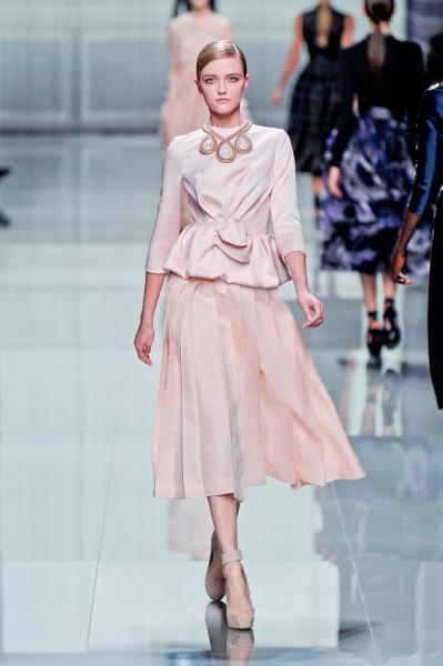 Christian Dior Fall 2012