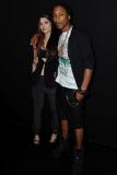 Maxine Ashley and Pharrell Williams