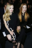 Amanda Seyfried and Jessica Chastain