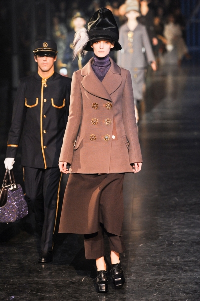 Louis Vuitton Fall 2012