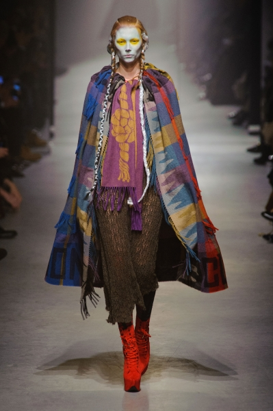 Vivienne Westwood Fall 2013