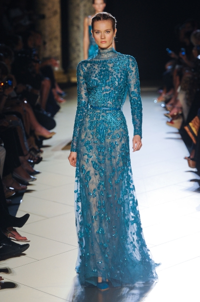 Elie Saab Haute Couture Fall 2012