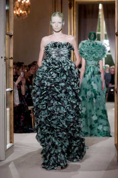 Giambattista Valli Haute Couture Fall 2012