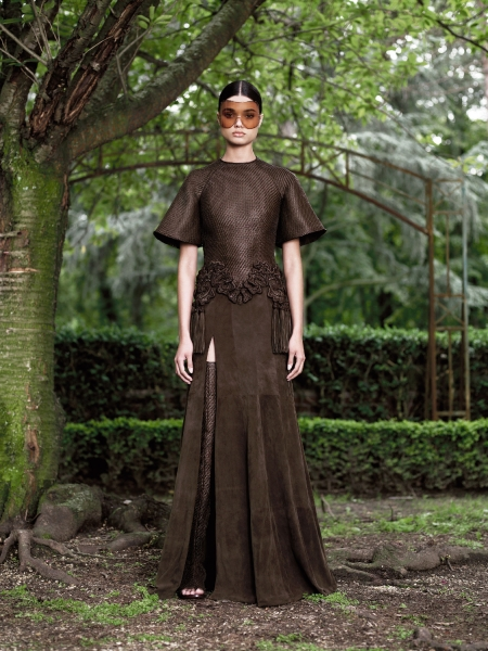 Givenchy Haute Couture Fall 2012
