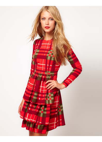 The Holiday Plaid