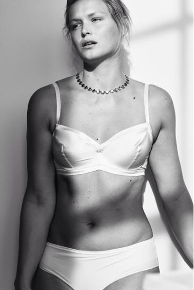 Mature white lingerie gallery — img 14