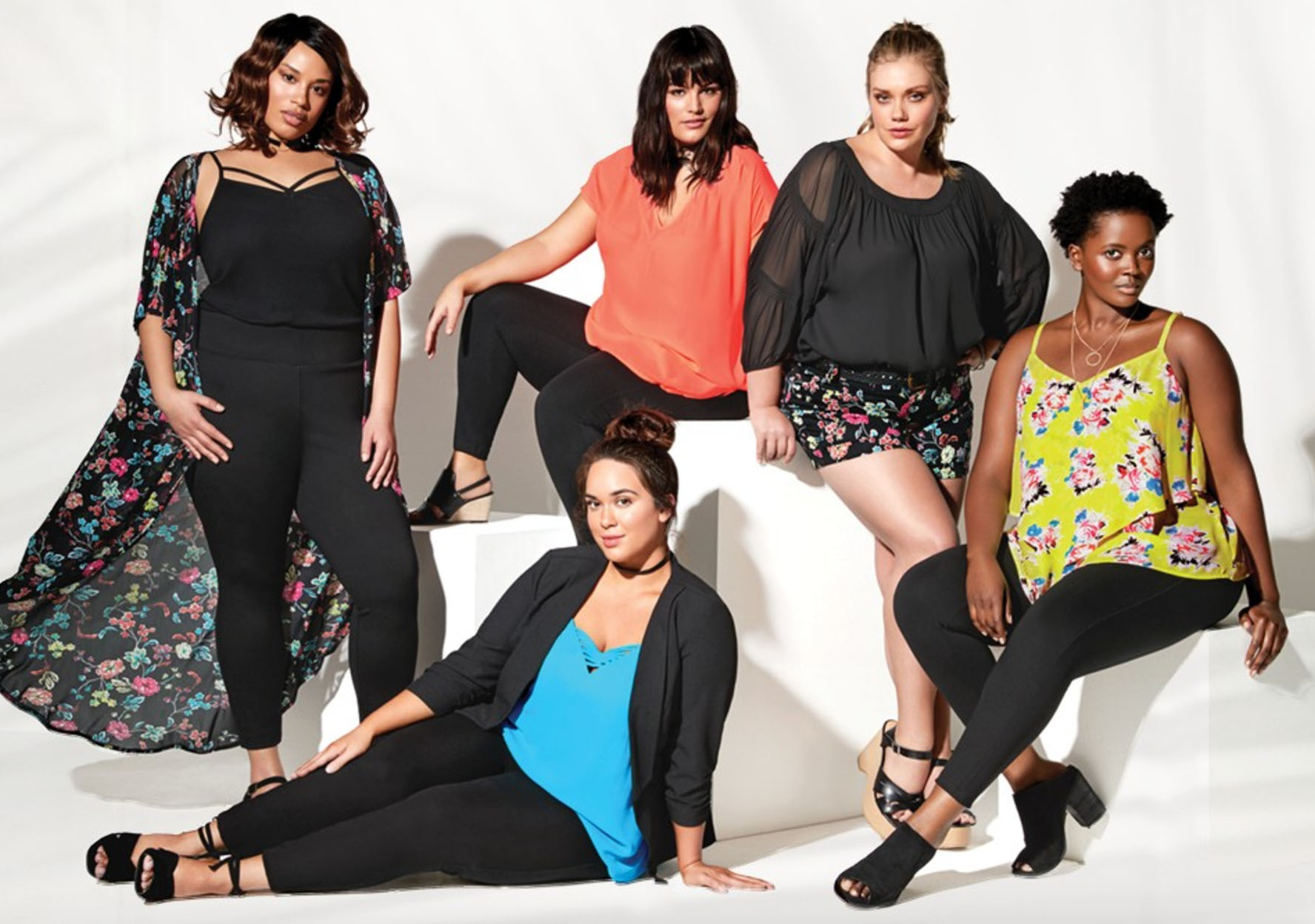 Finally! 34 Plus-Size Fashion Sites That Don\'t Suck - theFashionSpot