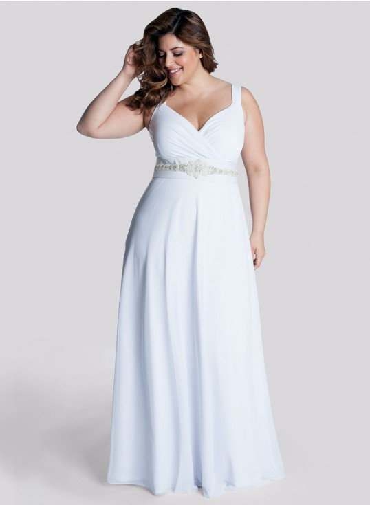 Gorgeous Plus-Size Wedding Dresses - theFashionSpot