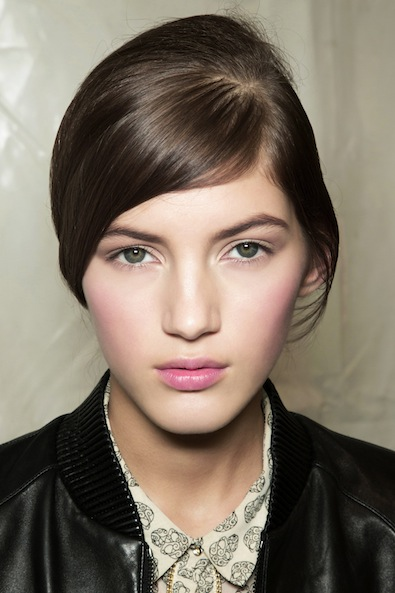 Valentino's Pink Cheeks