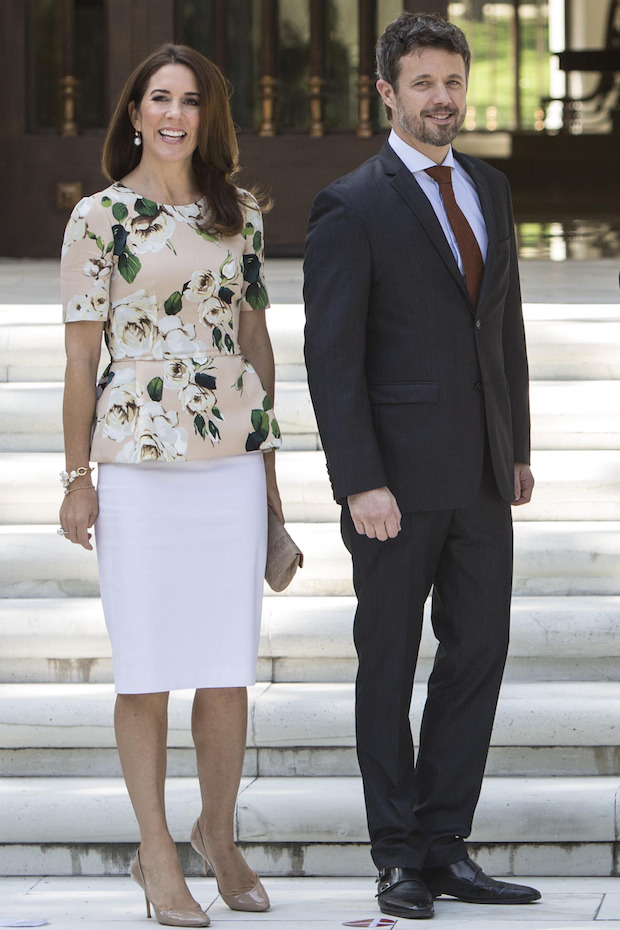 Princess mary denmark fashion 37
