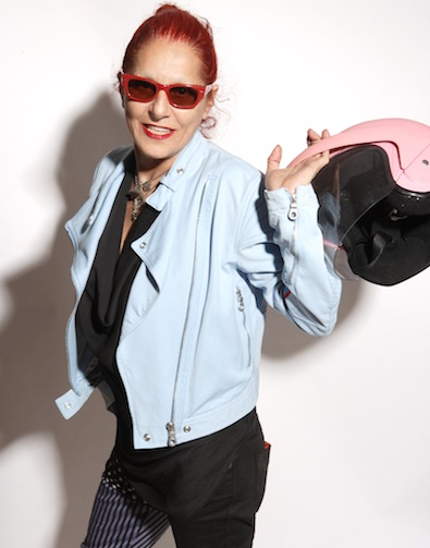 Patricia Field at INA NY