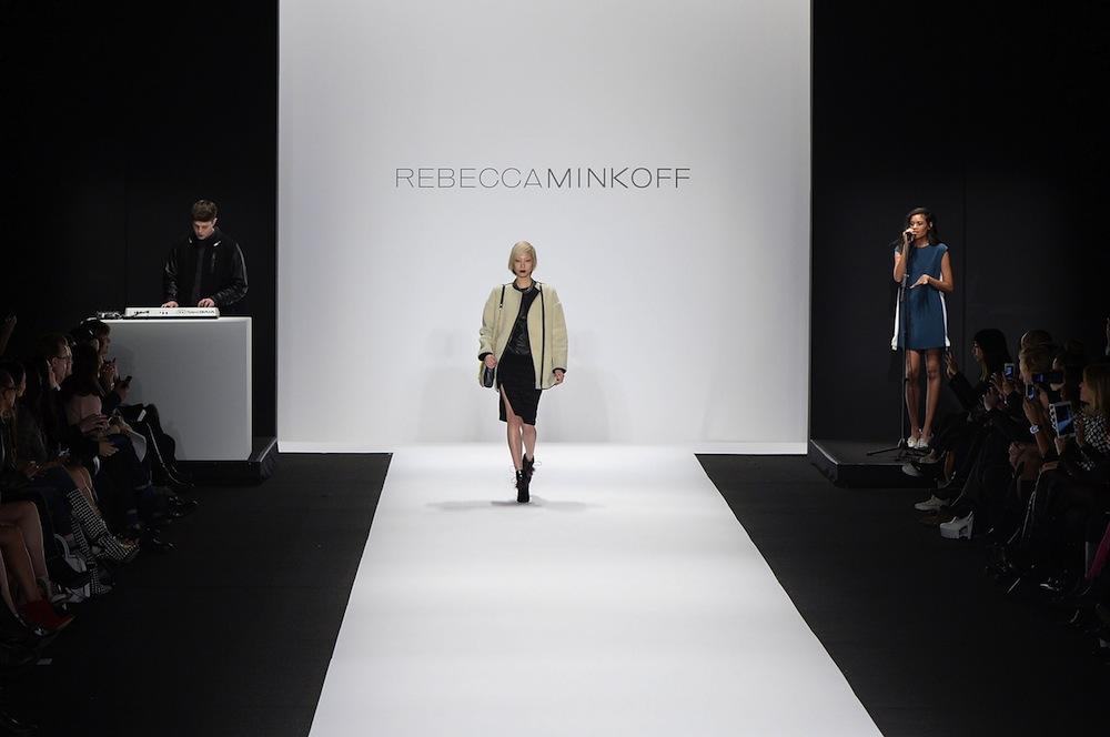 Rebecca Minkoff Fall 2014