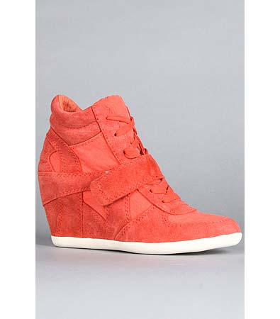 Ash Bowie Wedge Sneaker