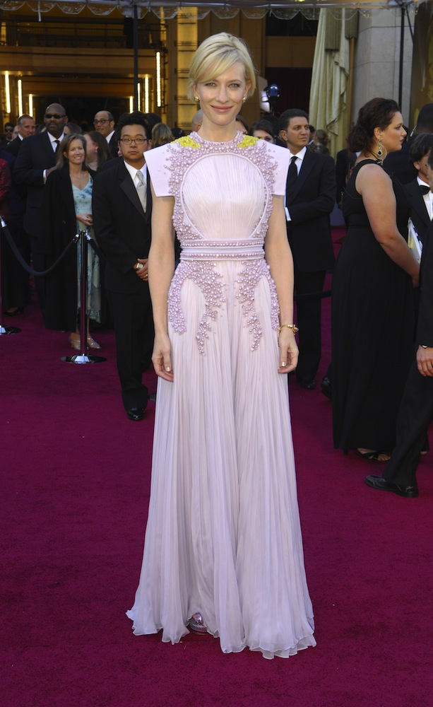 2011: Cate Blanchett in Givenchy