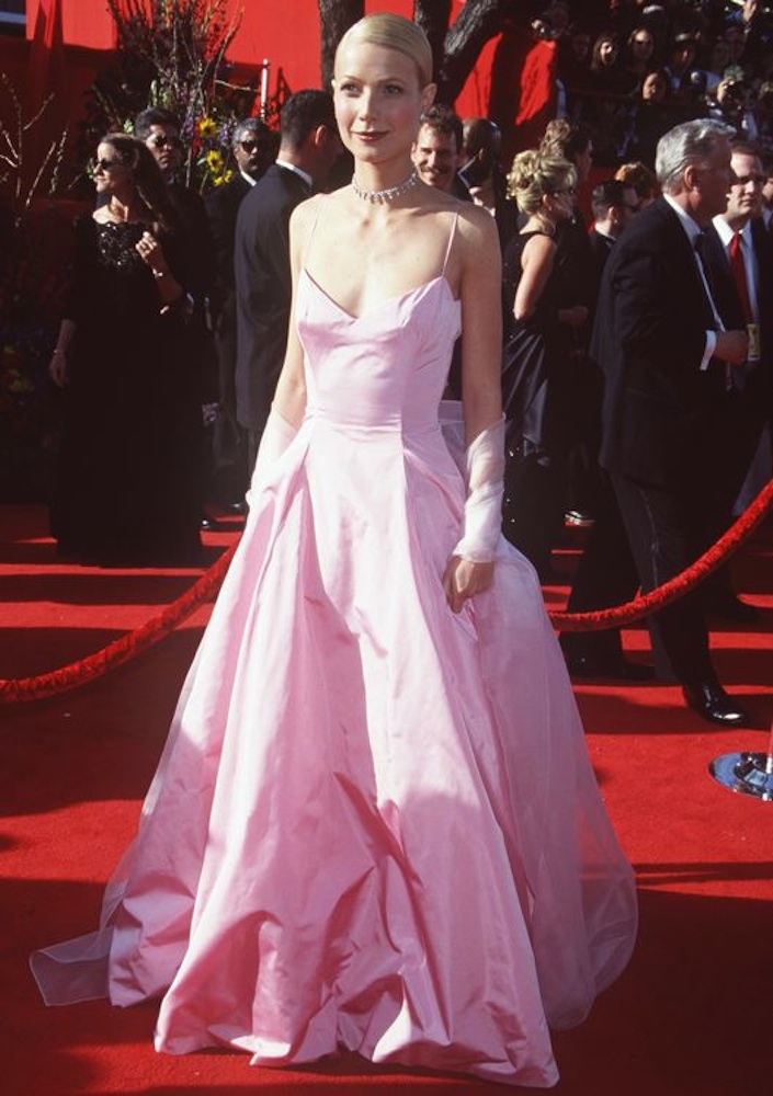 1999: Gwyneth Paltrow in Ralph Lauren