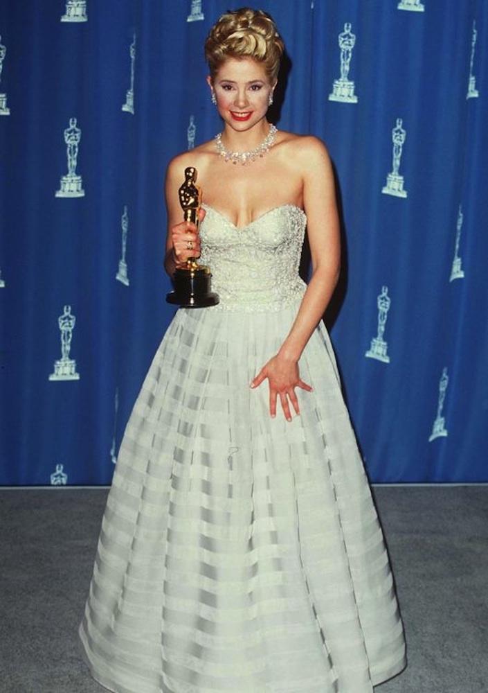 Mira Sorvino academy award