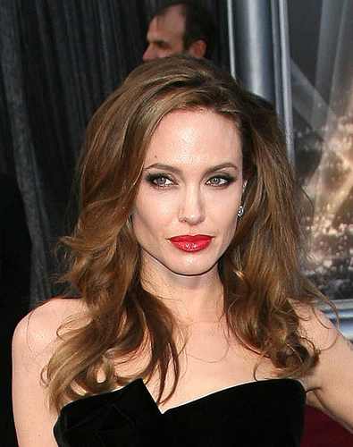 Most Glamorous: Angelina Jolie