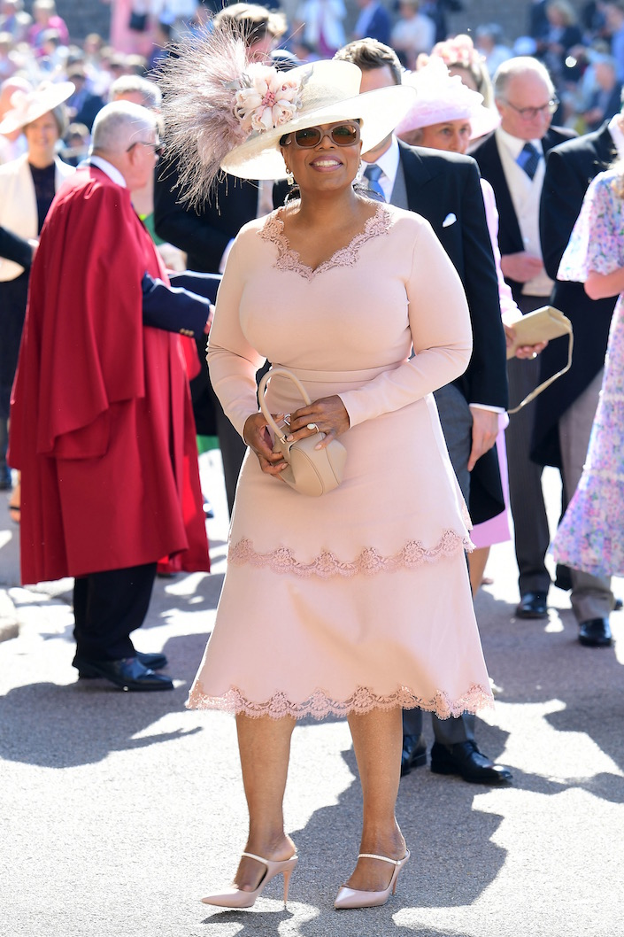 Oprah Winfrey at the Ceremony