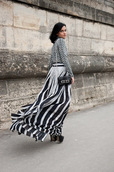 Street Style Chronicles - Paris