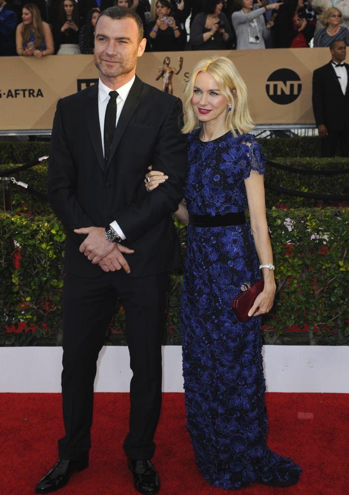 Best: Liev Schreiber and Naomi Watts