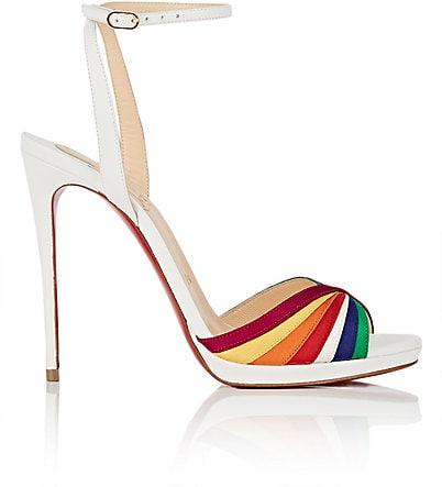 Statement High Heel Sandal Splurge: Christian Louboutin
