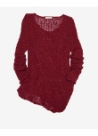 Lightweight Red Sweater