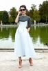 Strapless Shirting in Paris