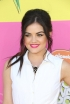 Lucy Hale's Face-Framing Tresses