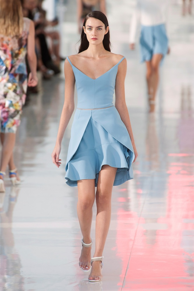 Exposed Shoulder at Preen