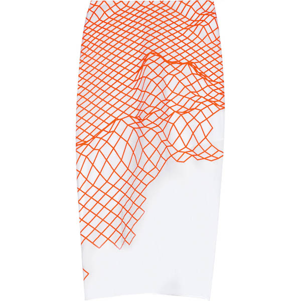 Dion Lee Stretch Pencil Skirt